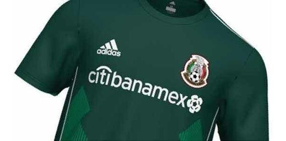 Camiseta Original Selección Mexicana