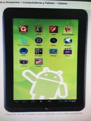 Tablet Android 10 Marca Zeki Modelo Viejo