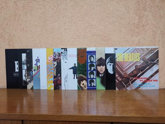Coleção Lps - The Beatles (14 Álbuns, 16 Discos).