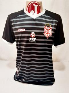 Camisa Sergipe Aracaju Goleiro Gipão Patch Campeão 2018