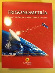 Ime Ita Lumbreras Trigonometria Plana Esférica Intro Cálculo