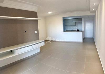 Apartamento Com 3 Dormitórios Para Alugar, 98 M² Por R$ 3.000/mês - Parque Campolim - Sorocaba/sp - Ap0207