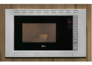 Forno Micro Ondas Fischer Embutir 25l Inox 220v Fit Line