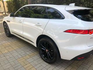 Jaguar F-pace 2017 3.0 V6 R-sport Supercharged 5p