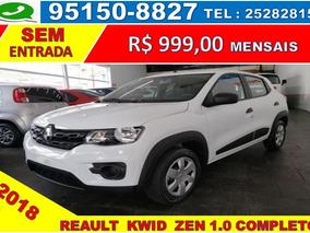 Renault Kwid 1.0 12v Zen