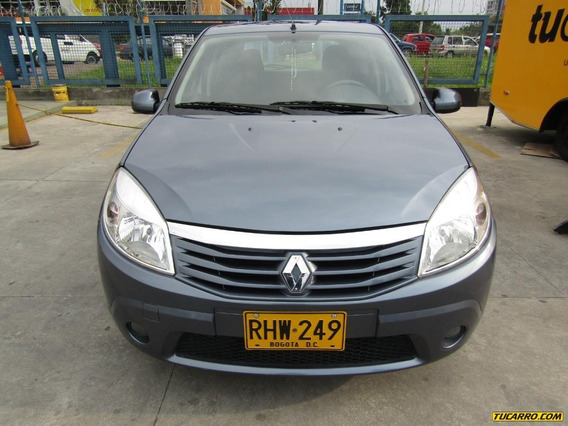 Renault Sandero Dinamique Full Equipo