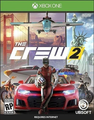 The Crew 2 Xbox One Codigo 25 Digitos