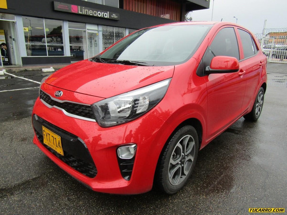 Kia Picanto At Hatch Back