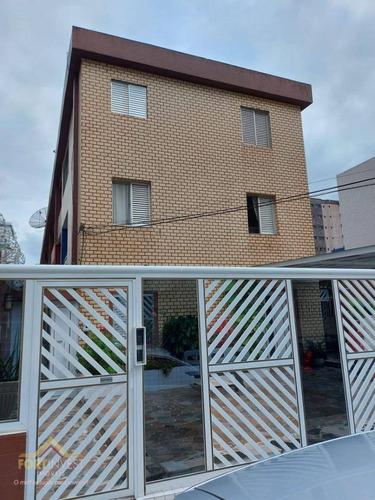 Imagem 1 de 9 de Apartamento Com 1 Dormitório À Venda, 37 M² Por R$ 120.000,00 - Canto Do Forte - Praia Grande/sp - Ap2118