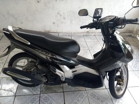Pacotão: Yamaha Neo Automática 115cc + Acessórios + Proteção
