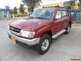 Toyota Hilux Ex Mt 2400cc 4x4