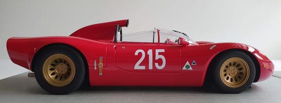 Miniatura Alfa Romeo 33/2 Periscopio Fléron 1967 - Esc. 1:18