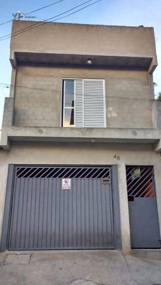 Sobrado Com 2 Dormitórios À Venda, 80 M² Por R$ 155.000,00 - Jardim Irapua - Taboão Da Serra/sp - So0044