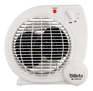Aquecedor Elétrico Cadence Dilleta, 1500 Watts - Aqc412 220v