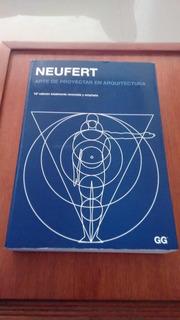 Libro Neufert: Arte De Proyectar En Arquitectura. Fisico