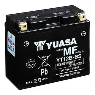Bateria Yuasa Para Moto Yt12b-bs Ducati