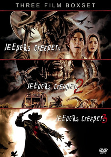 Peliculas Jeepers Creepers 1-3 Blu Ray