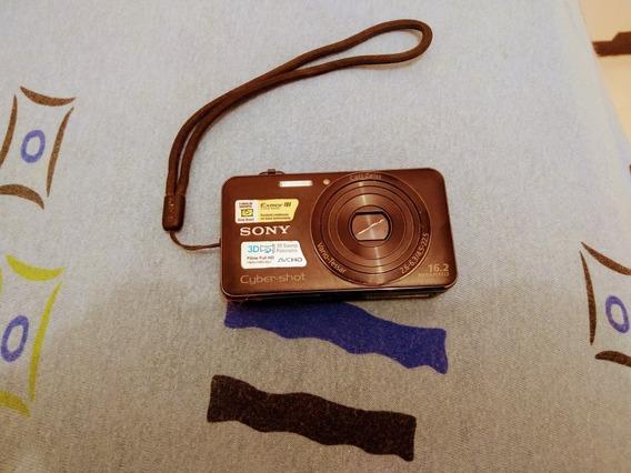 Câmera Da Sony 16.2 Mega Pixels!