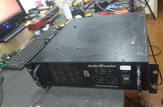 Potencia Áudio Leader Al 5.0 - 5000 Watts/rms 2 Ohms
