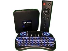 Tx3 Mini - 2gb/16gb + Mini Teclado Led