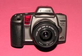 Câmera Canon Analógica Eos 10 Qd- C/ Lente 38-76 Mm