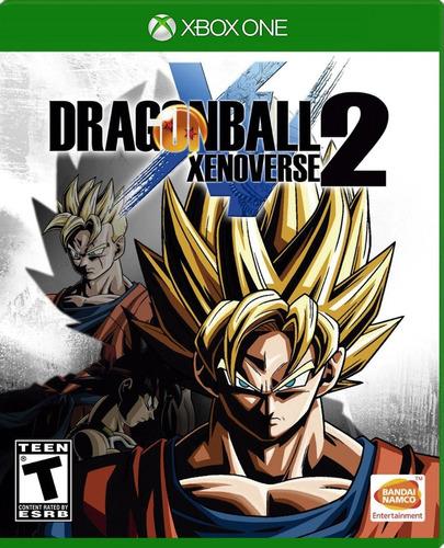 Imagen 1 de 5 de Dragon Ball Xenoverse 2 - Xbox One