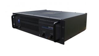 Potencia Amplificador Nacional Zkx Mt 500 Watts Musicapilar