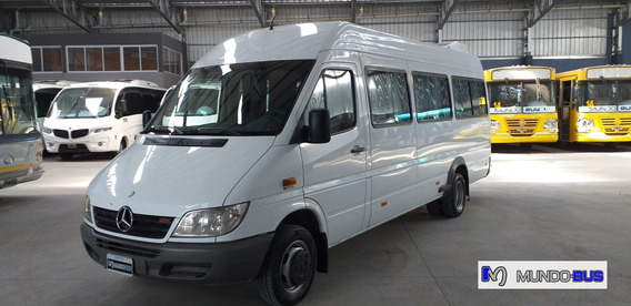 Mercedes Benz Sprinter 413 19+1 2012 En Venta En Mundo-bus