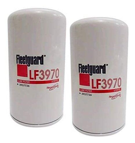 Filtro De Aceite Fleetguard Lf3970 Motor F750 Kenworth
