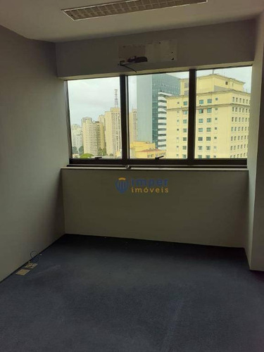 Imagem 1 de 15 de Conjunto Para Alugar, 30 M² Por R$ 1.700,00/mês - Bela Vista - São Paulo/sp - Cj1505