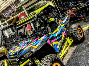Polaris Rzr 1000 Xp Turbo 2016 250 Horas