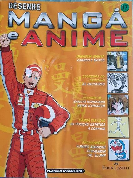 Revista Desenhe Manga E Anime N 17