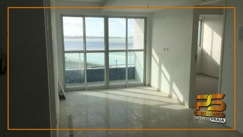Imagem 1 de 11 de Apartamento Com 2 Dormitórios À Venda, 60 M² Por R$ 540.000 - Bessa - João Pessoa/pb - Ap5134