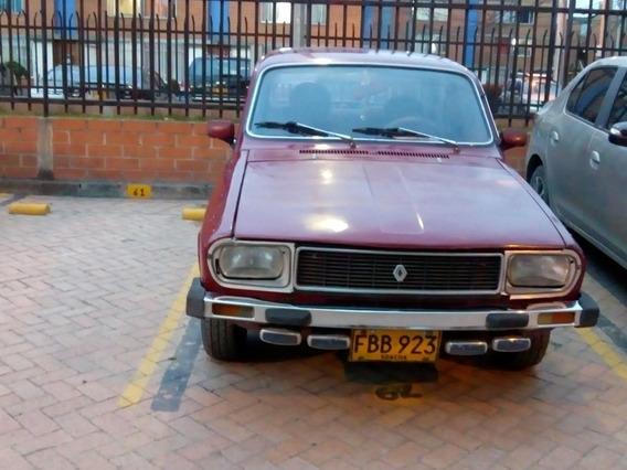 Renault R 12 Export