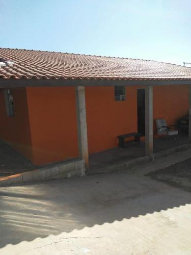 Imagem 1 de 14 de Chacrinha Ibiuna Casa, Boa Localização,  Próximo Asfalto!!!