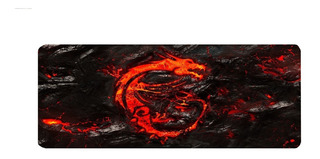 Mousepad Gamer Msi Red Dragon Hd Xl
