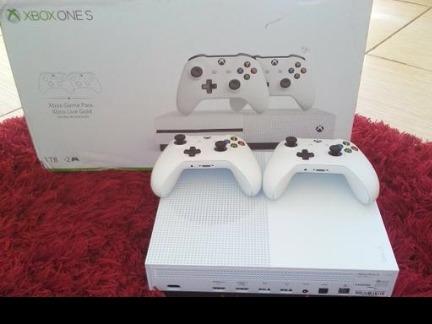 Xbox Ones Novo