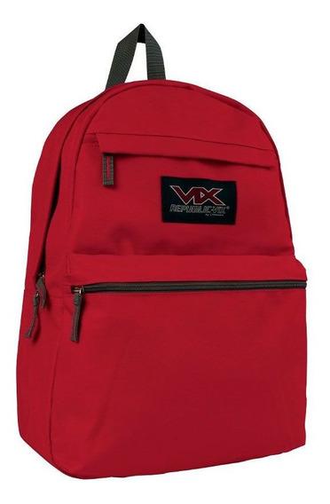 Mochila Republic Vix Chenson 30000 Vermelha