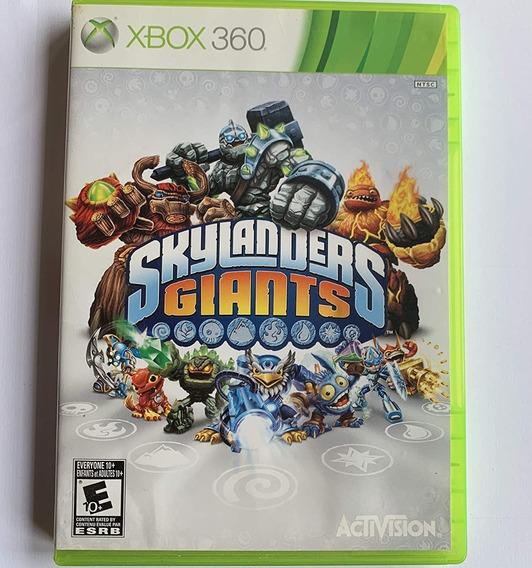 Xbox 360 - Skylanders Giants
