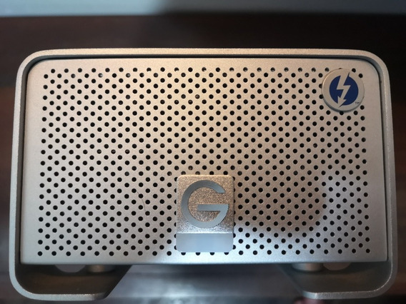 Hd Graid 8tb Thunderbolt