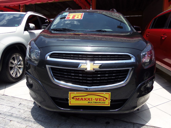 Chevrolet Spin 1.8 Advantage Flex Aut 2018