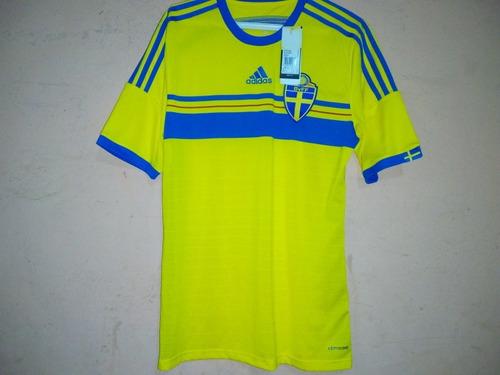 Camisa Suécia  Temporada 2013