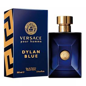 Versace Dylan Blue 100ml Original Lacrado
