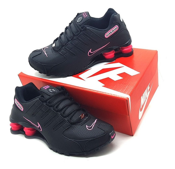 Tênis Nike Shox Nz 4 Molas Frete Grátis