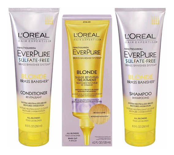 Loreal Ever Pure Blonde