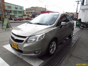 Chevrolet Sail Ltz Mt 1400cc 5p Aa 2ab Abs