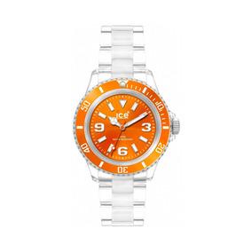 Relógio Chromatic Laranja Médio Caixa 43 Mm Ice-watch