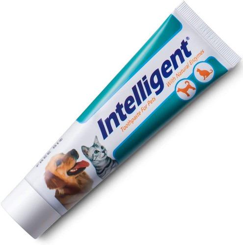 Inteligente Natural Perro Pasta Dental Enzymatic- Mejor Para