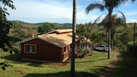 Chácara Em Centro, Turvolândia/mg De 5000m² 3 Quartos À Venda Por R$ 390.000,00 - Ch241702