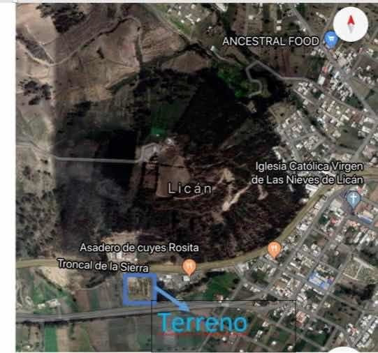 Terreno Dos Frentes 10.000m2 Salida A Guayaquil